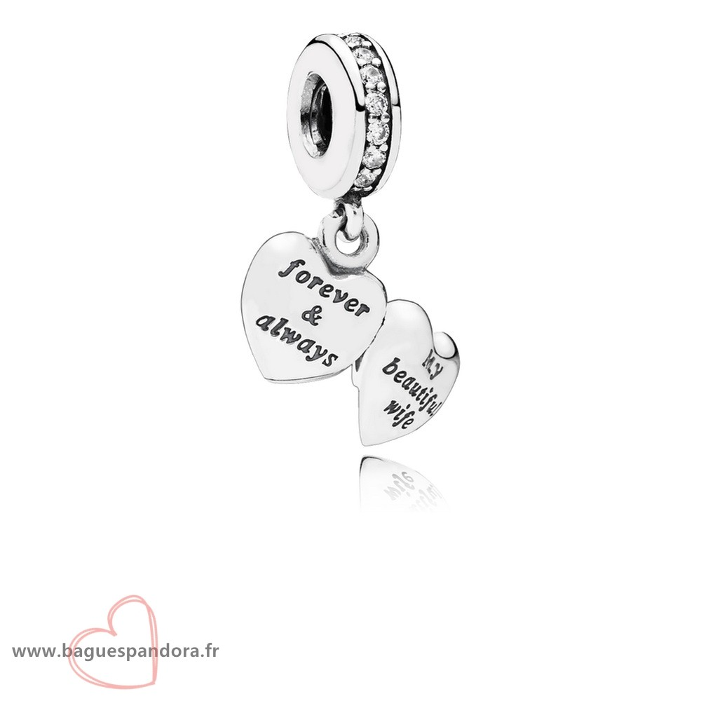 Bas Prix Pandora Danglees Ma Belle Femme Dangle Clear Cz Populaire