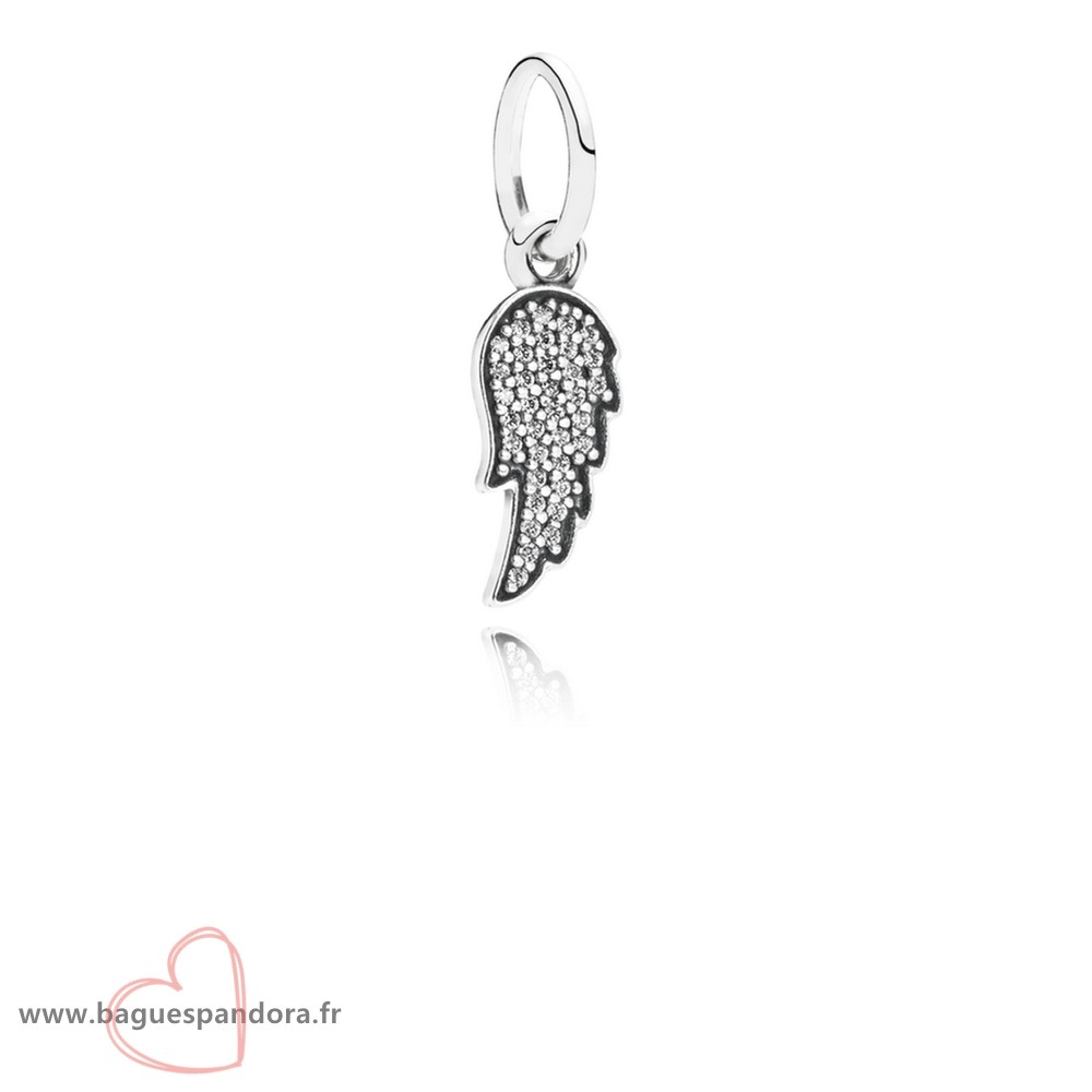 Bas Prix Pandora Pandora Dangle Breloques Symbole De Guidance Dangle Charm Clear Cz Populaire