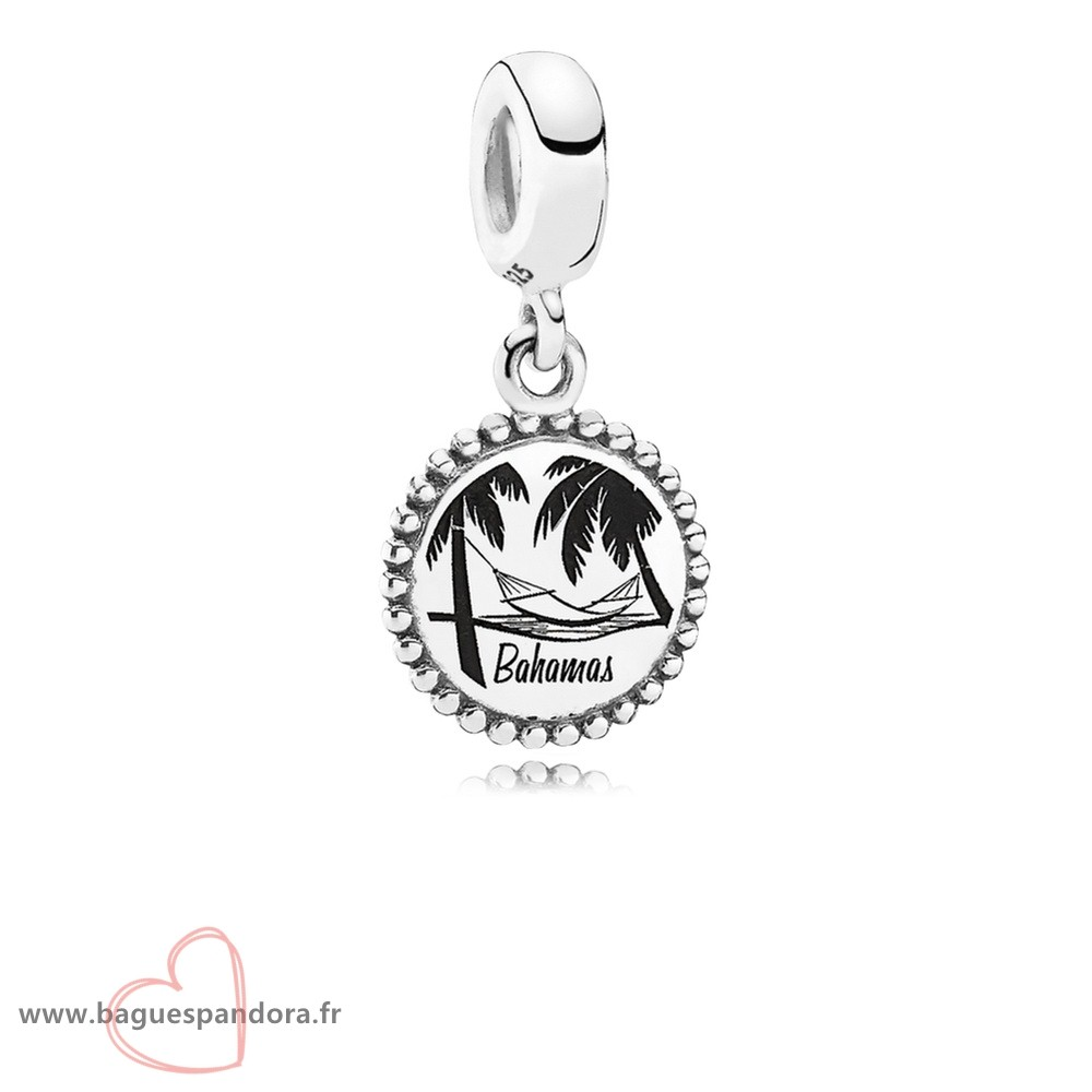 Bas Prix Pandora Pandora Dangle Charms Bahamas Populaire